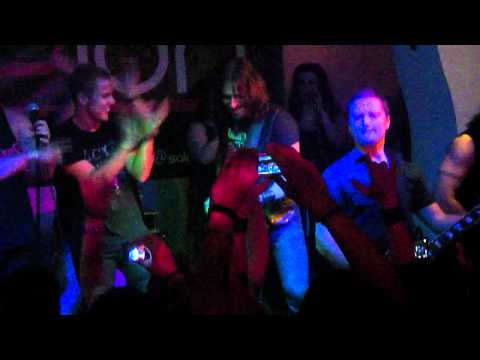 "Tete Novoa - ""Highway To Hell"", con Leo Jiménez, Txus DiFellatio, Tony Hernando... *HQ*"