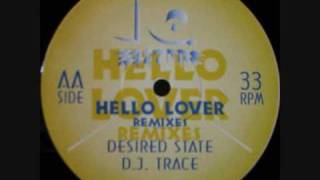 Fallen Angels - Hello Lover (Desired State Snare Mix)