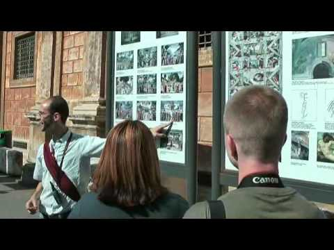 Vatican City Tour Part 1 - 24 May2010.wmv