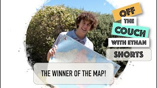 The Winner of the Map!