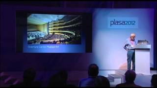 Architecture and The Art of Theatre Design, by Richard Pilbrow thumbnail
