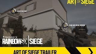 Tom Clancy's Rainbow Six Siege – Zwiastun Sztuka Oblężenia [PL]