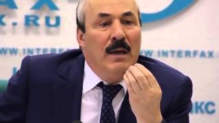 """Дагестанский """"Шейх"""" рамазан абдулатипов в промежутках между визитами в церьковь дает уроки Ислама."""