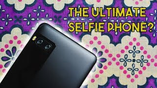 ULTIMATE SELFIE PHONE? - MEIZU PRO 7 Review!