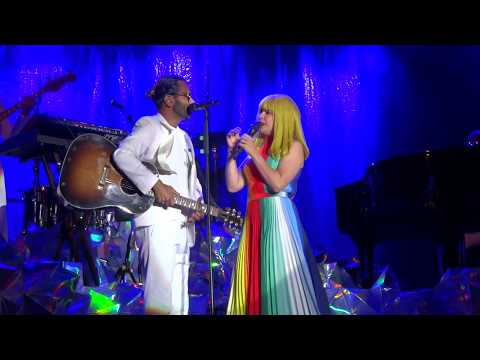 Paloma Faith & B.b. Bones - I'll Be Gentle - Bedgebury Pinetum - 15th June 2018