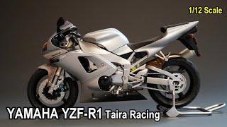 Tamiya 1/12 Scale Yamaha YZF-R…
