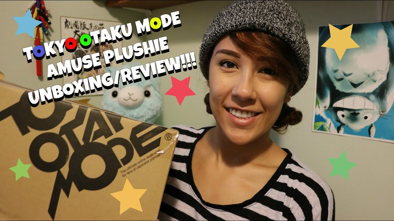 Tokyo Otaku Mode - Amuse Alpacasso Plushie Unboxing/Review - YouTube