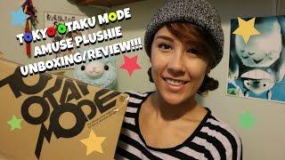 Tokyo Otaku Mode - Amuse Alpacasso Plushie Unboxing/Review