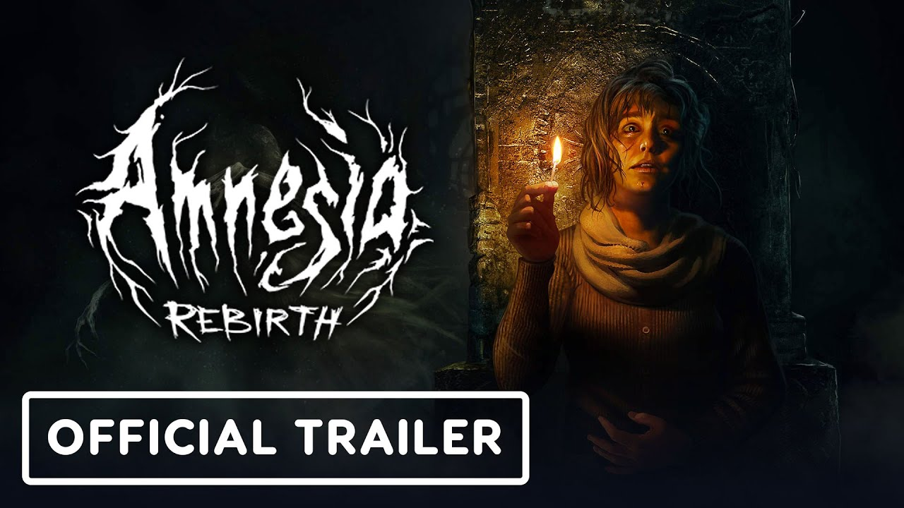 Amnesia: Rebirth - Official Launch Trailer - IGN