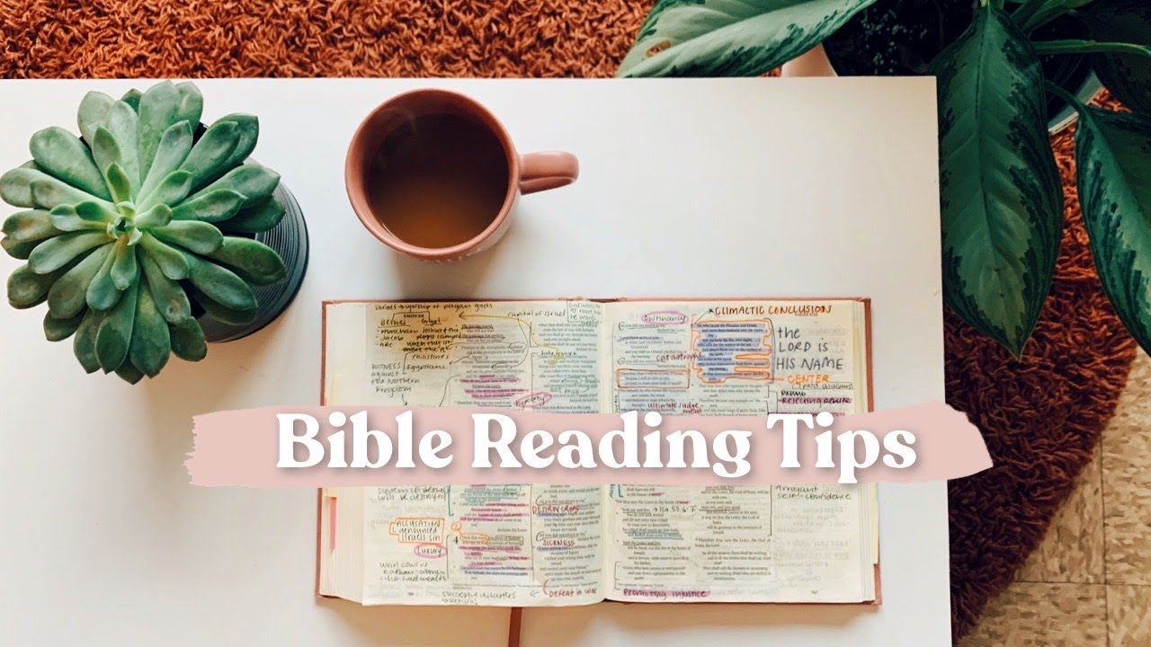 Easy & Fast way to read through WHOLE BOOKS of the Bible!