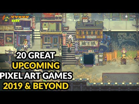 20 Great Pixel Art Games 2019 & Beyond