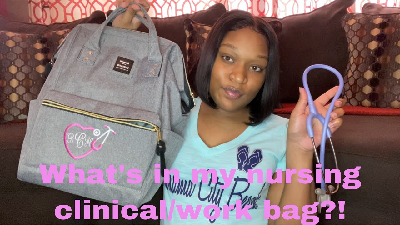 Download WHAT'S IN MY NURSING CLINICAL/WORK BAG|LPN/LVN|RN