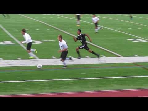 Lucas Zemser  College Soccer Recruiting Video  Class of 2018Defender