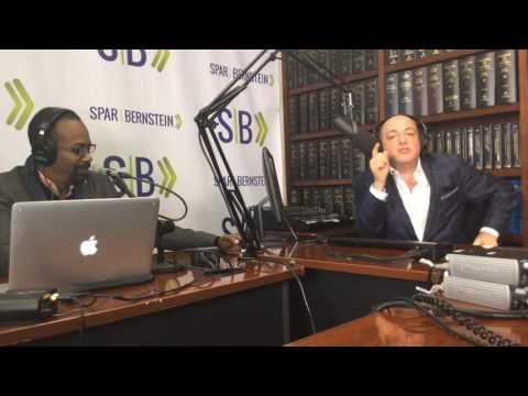 The Law Offices of Spar & Bernstein | Episode 15 LIVE (12-8-16)