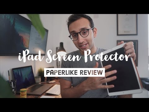 The Best IPad Screen Protector - PaperLike Review