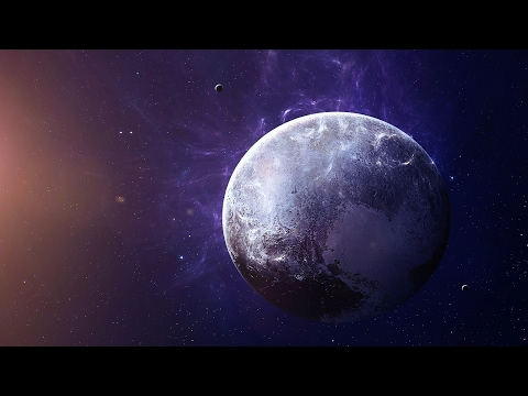 Ambient Space Music - Pluto