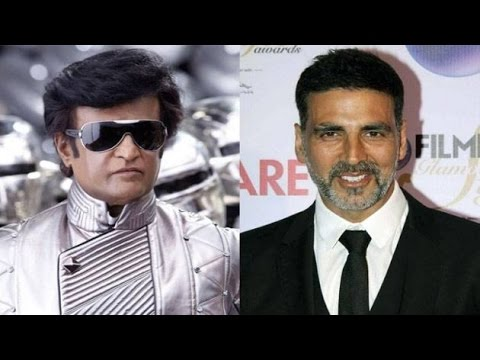5 Rajinikanths and 12 different Akshay Kumar in 2.0