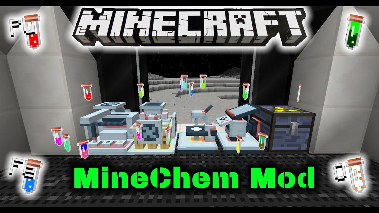 MineChem || Mod & Tutorial 1.7.10 - Deutsch - YouTube