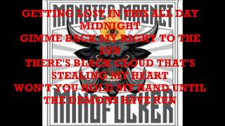 Monster Magnet - All Day Midnight (with lyrics)
