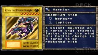 Yu Gi Oh Forbidden Memories-Como conseguir cartas buenas de manera legal