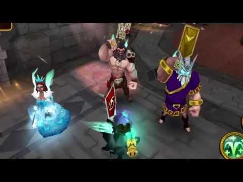 Arcane Legends/// Entregando O Egg Para O Ganhador Do Sorteio/// Fantasma///