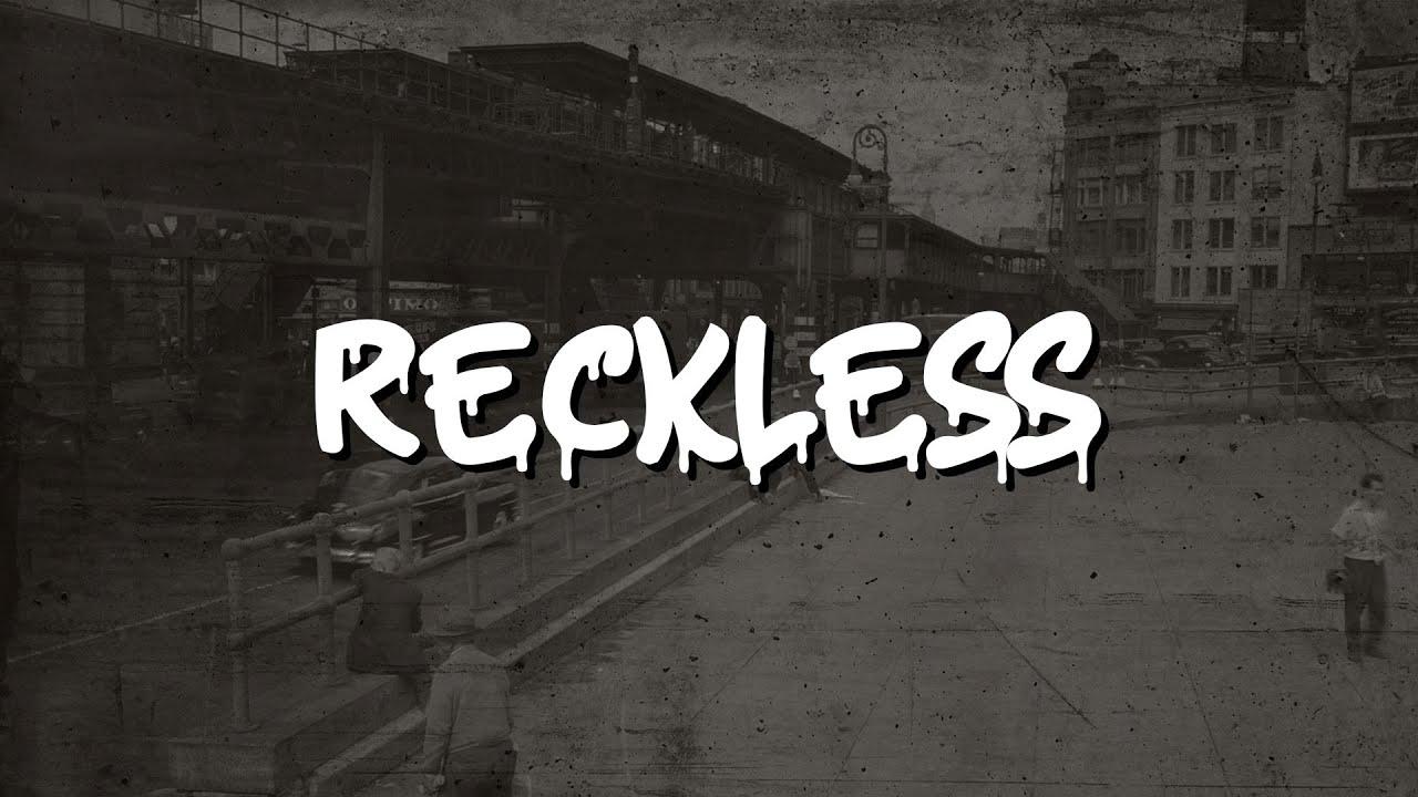 """Reckless"" Old School Boom Bap Type Beat | Underground Hip Hop Rap Instrumental | Antidote Beats"