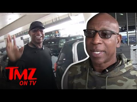 Eric Dickerson Still Has Love For O.J. Simpson | TMZ TV