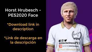 Horst hrubesch - pes2020