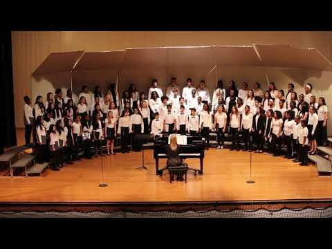 This is me - Kingsview Middle School Combined Chorus