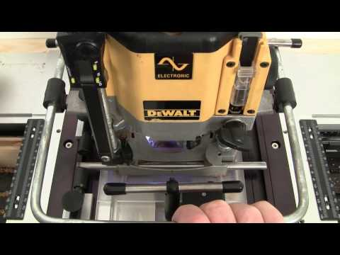 An innovation in power tool woodworking