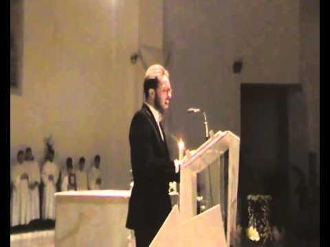 preconio pasquale (veglia 2013)