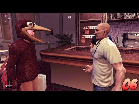 Hitman Blood Money Walkthrough Gameplay Part 6 - When John Lou Happens