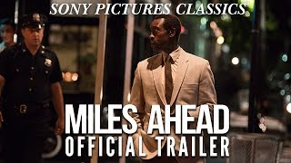 Miles Ahead   Official Trailer HD (2016)