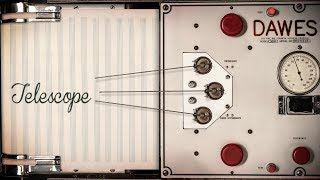 Dawes - Telescope (Lyric Video)