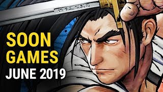 16 Upcoming Video Games of June 2019