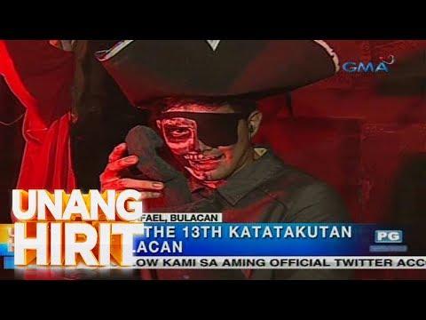 Unang Hirit: Friday the 13th Katatakutan sa San Rafael, Bulacan