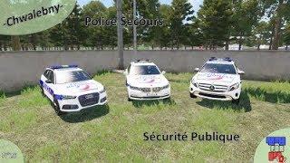 LIVE#26 - Un bon retour en service !? - A4L Police - Gardien de la Paix Chwalebny