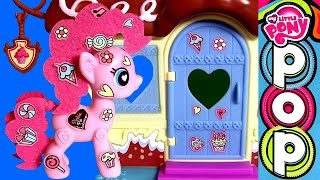 Play Doh My Little Pony Pinkie Pie Sweet Shoppe Pop Mix 'n Match Playdough By Funtoys