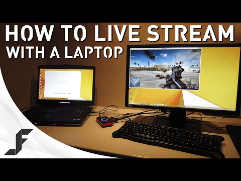 how-to-live-stream-games-with-a-laptop!