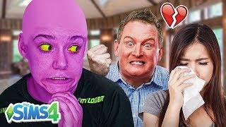 DESTRUÍ UM CASAMENTO! - The Sims 4