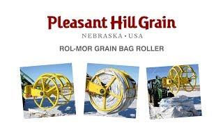 Rol-Mor Grain Bag Roller