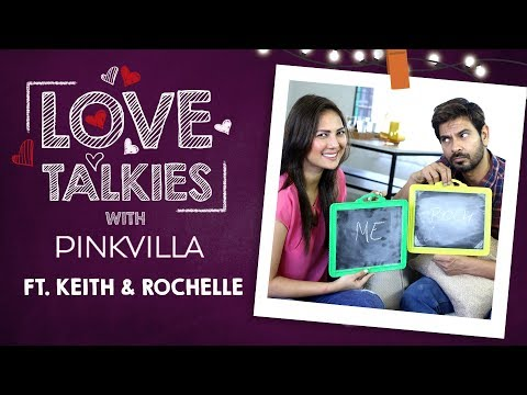 Keith Sequeira and Rochelle Rao share the craziest chemistry | Love Talkies | S01E03| Pinkvilla