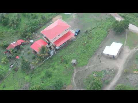 Guyana - Part 6 (Ogle to Lethem, aerial view)
