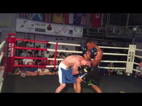 Ahmed Ibrahim vs Andy Piling