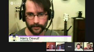 Self-publishing Roundtable: Episode 37 With Harry Dewulf On Content Editing