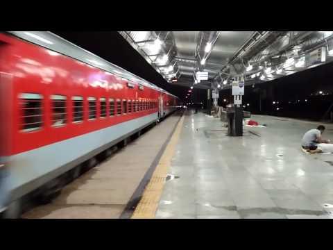 12394 Sampoorna Kranti Express Skipping Allahabad jn.