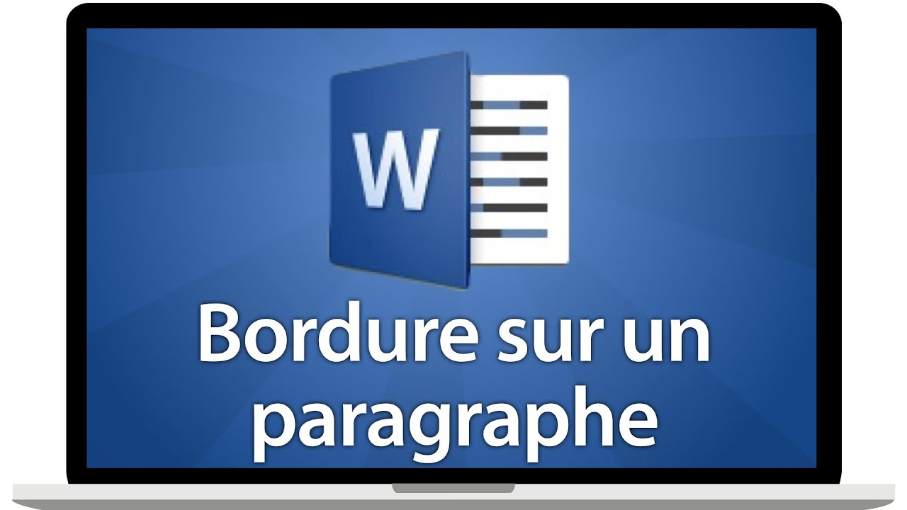 tutoriel word 2016