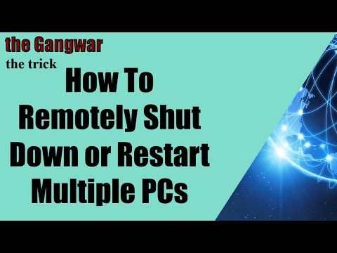 how-to-remotely-shut-down-or-restart-multiple-computers-at-the-same-time