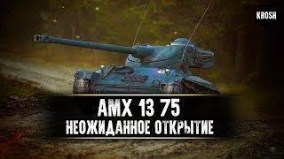 AMX 13 75  -  Неожиданное открытие  -  Гайд