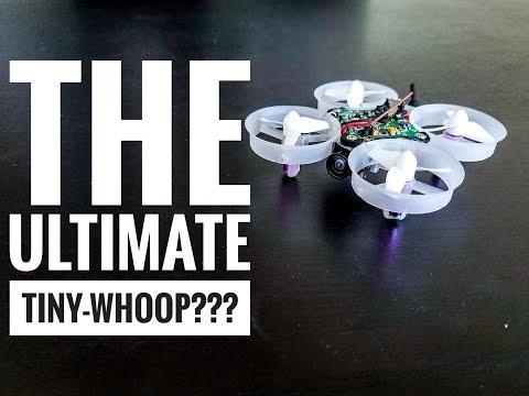 THE Ultimate Tiny-Whoop??? - Racerstar 67000rpm motors, Tri-blades, F3 board, Low-profile, BEAST!!!
